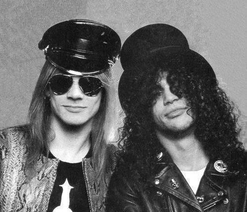 Guns N' Roses: Empresário argentino afirma que Axl & Slash voltam em 2016