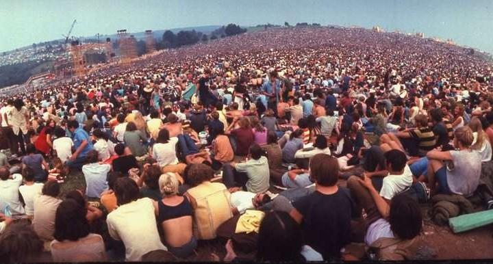 Woodstock 1969: festival da paz, amor e rock faz 46 anos