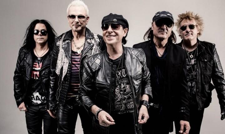 Scorpions: nova turnê passará pela America do Sul em 2016