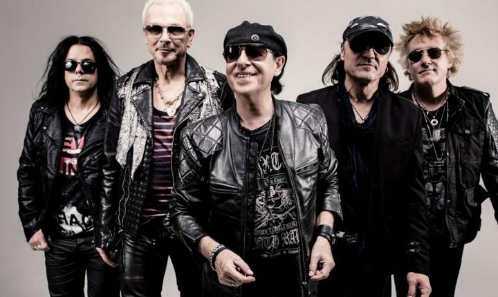 Confirmado Scorpions em Setembro São Paulo