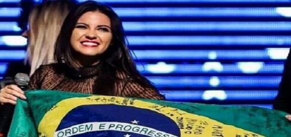 TOUR DE MAITE PERRONI NO BRASIL EM 2016