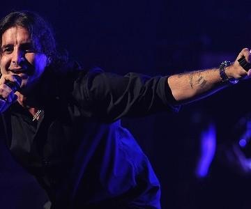 Scott Stapp, vocalista do Creed, se apresenta em São Paulo em dezembro