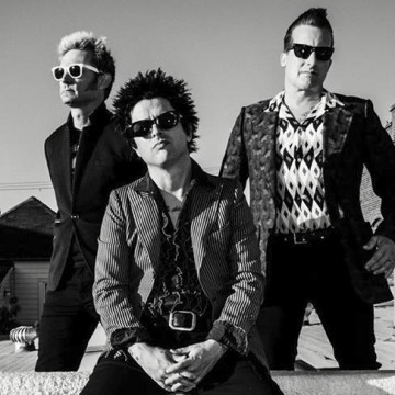 Green Day deve se apresentar no Brasil em novembro