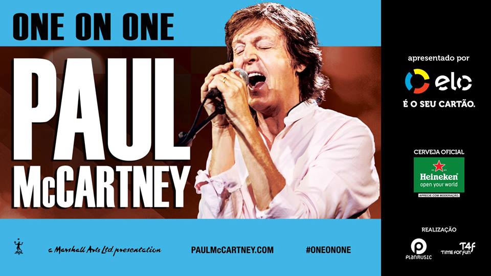 EXCURSÃO Paul McCartney SP 2017