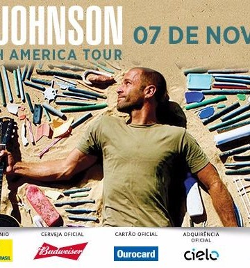 EXCURSÃO Jack Johnson – SP