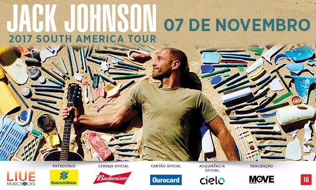 EXCURSÃO Jack Johnson – SP
