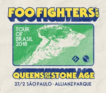 EXCURSÃO Foo Fighters + Queens Of The Stone Age – Rib.Preto – Dia 27
