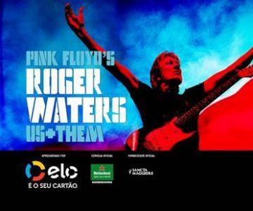 Roger Waters anuncia turnê no Brasil em outubro de 2018