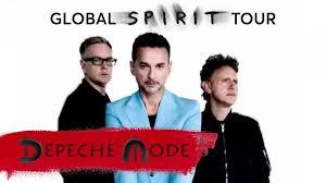 Excursão  Depeche Mode  – São José do Rio Preto e Região.