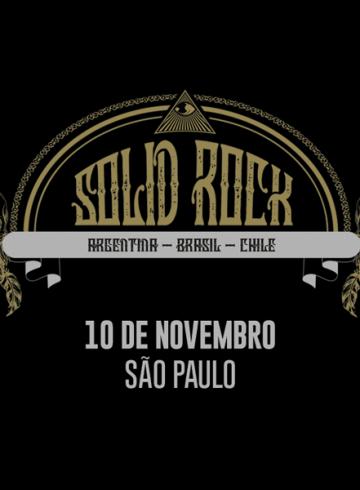 Excursão  Festival Solid  Rock Ribeirão Preto