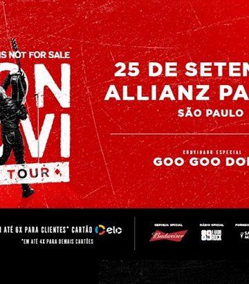 Excursão BON  JOVI  Ribeirão Preto e Região