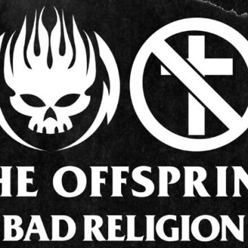 The Offspring e Bad Religion anunciam show único no Brasil, em outubro.