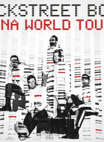 Excursão Backstreet Boys DNA World Tour Ribeirão Preto e Região –  Uberlandia