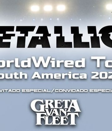 Excursão METALLICA World Wired Tour Ribeirão Preto e Região