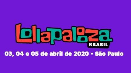 Excursão  Lollapalooza Ribeirão Preto e Região  – Sexta – 03