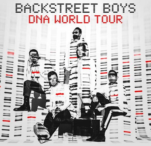 Excursão Backstreet Boys DNA World Tour Ribeirão Preto e Região