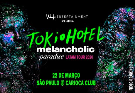 Excursão TOKIO HOTEL Ribeirão Preto e Região